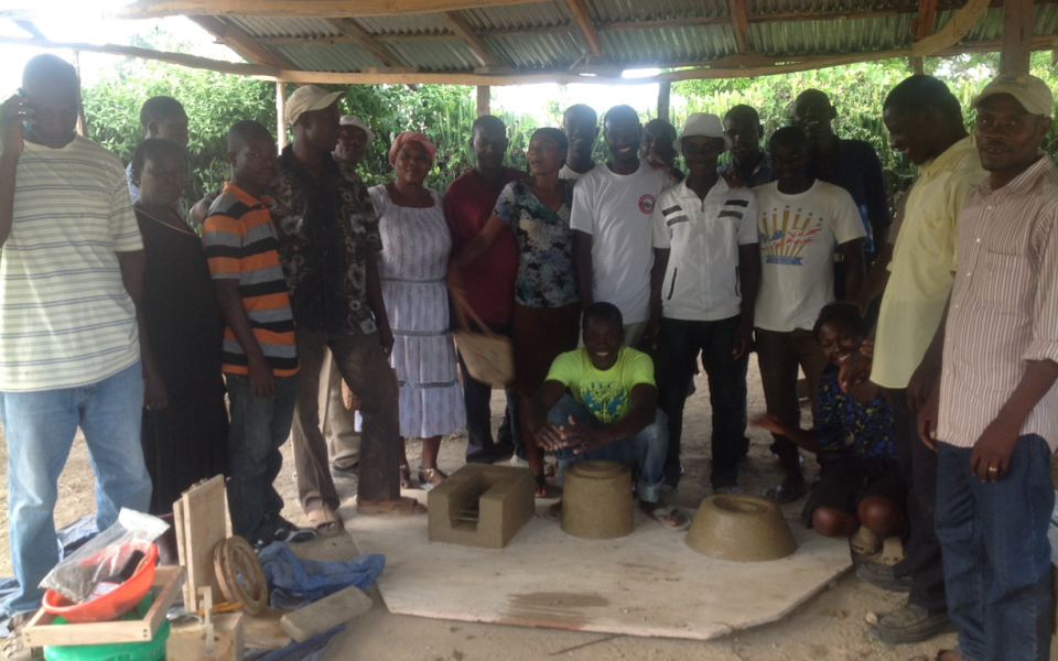 stove trainees with completed stove